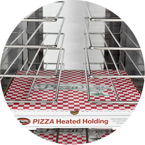 Adjustable Slides for Pizza Boxes