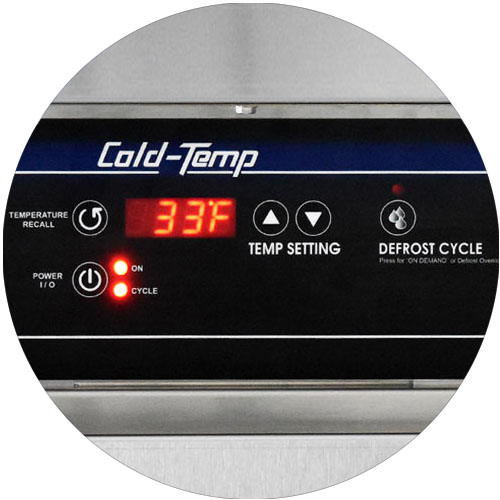 Cold Temp Controls