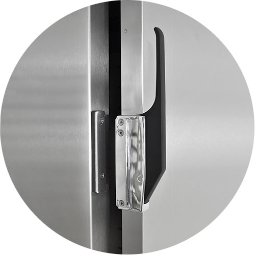 Magnetic Door Latch