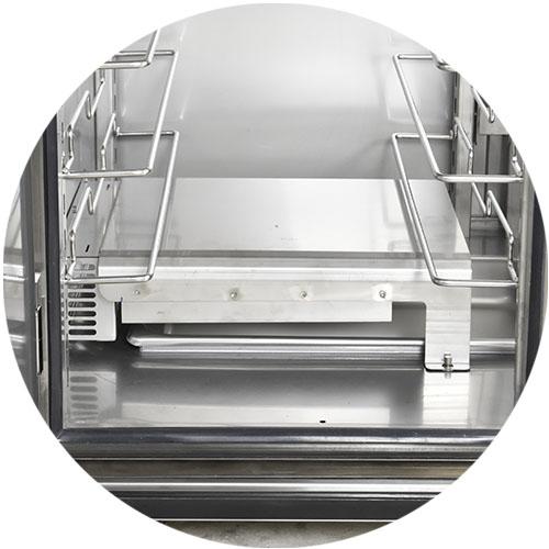 Moisture-Temp Heat System