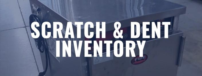 Scratch & Dent Inventory